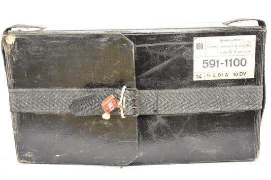 Ammo. MFA 7.5mm Gewehrpatrone. 480 Rds