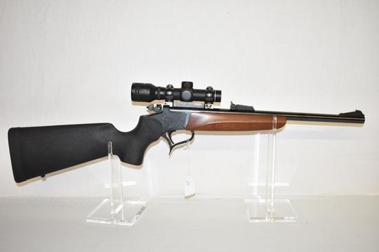 Gun. Thompson Center Contender 45-70 cal Rifle