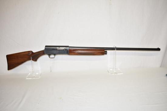 Gun. Remington Model 11 12 ga Shotgun
