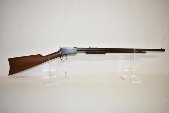 Gun. Winchester 1890 Type 2 22 WRF cal Rifle
