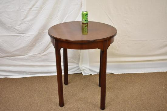 Vernon Design Mid-Century Walnut Occasional Table