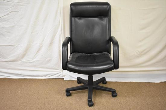 Turnstone Leather Adjustable Office Chair