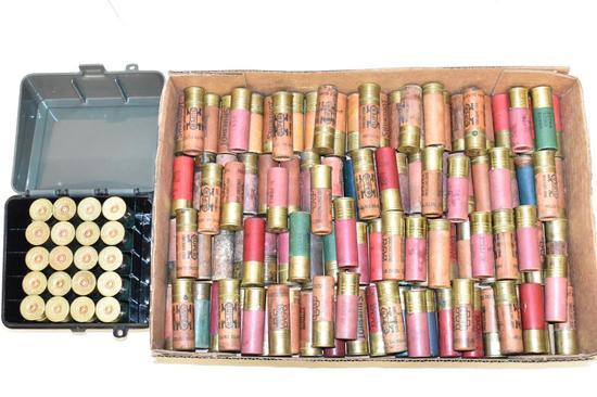 Ammo. Remington & Misc. 12 ga Shotgun Shells