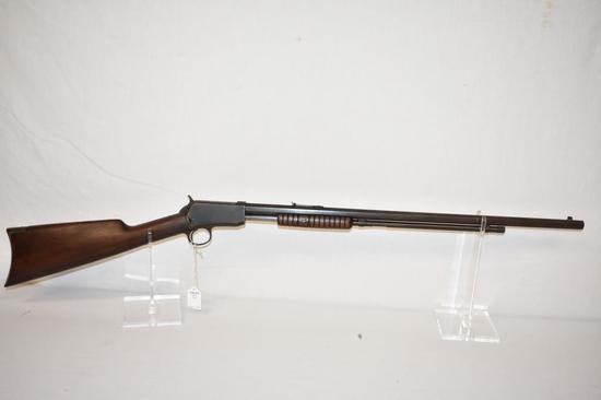 Gun. Winchester 1890 2nd Model 22 short cal Rifle