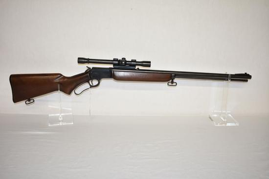 Gun. Marlin Model 39A L Series 22 Cal Rifle
