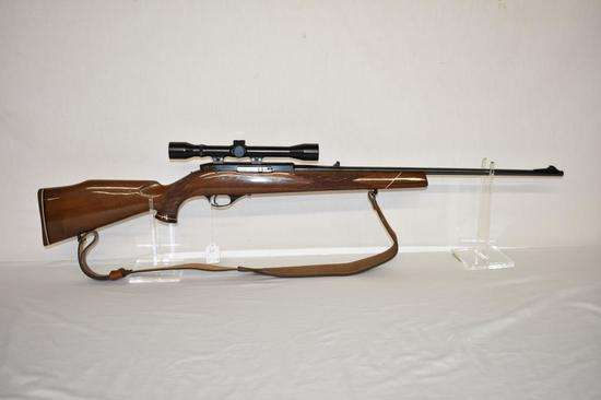 Gun. Weatherby Model Mark XXII 22 LR Rifle