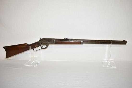 Gun. Marlin Model 1889 32-W cal Rifle