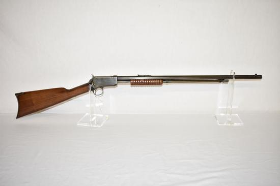 Gun. Winchester Model 1890 22 short cal Rifle