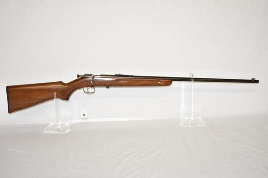 Gun. Winchester Model 67 22 cal Rifle