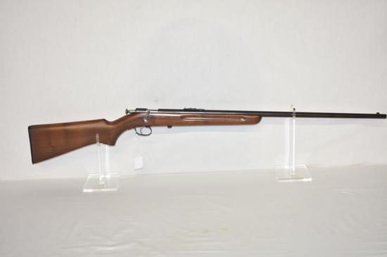 Gun. Winchester Model 67 22 cal Rifle