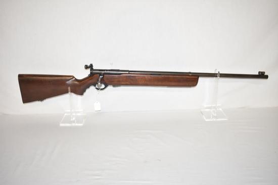 Gun. Mossberg Model 44B 22 cal Rifle