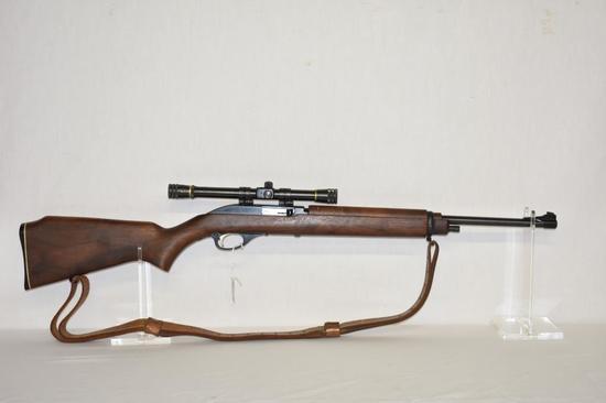 Gun. Marlin Model 99 M1 22 cal Rifle