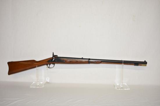 Gun. H&R Springfield Stalker 58 cal Rifle (Black )