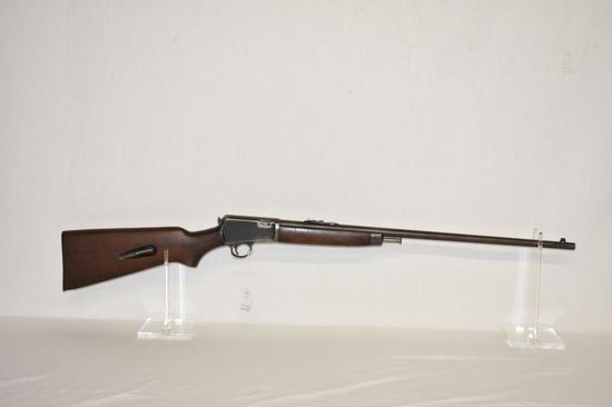 Gun. Winchester Model 63 22 cal Rifle