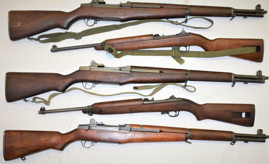 120+ Firearms & Related