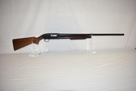 Gun. Winchester M12 Featherweight 12 ga Shotgun