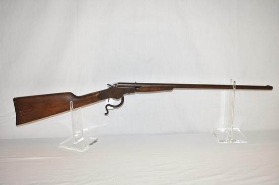 Gun. Stevens Mdl Crack Shot 22 cal. Rifle (parts)