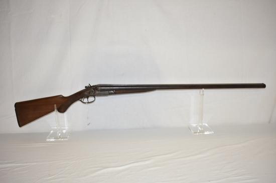 Gun. American Gun Co. SxS 12ga Shotgun