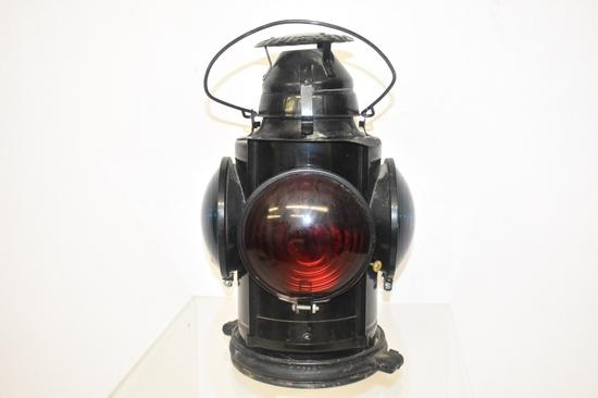 Handland St. Louis USA Railroad Signal Switch Lamp
