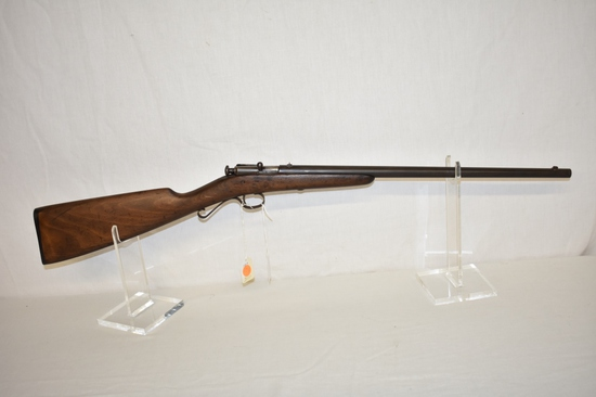 Gun. Winchester Model 1902 22 cal. Rifle