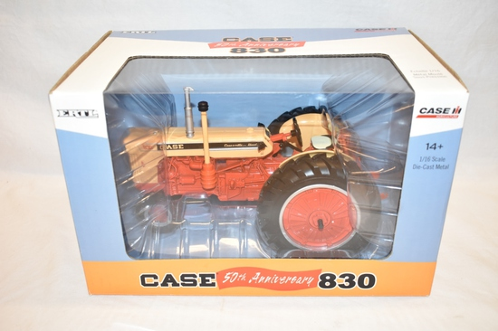ERTL Case 830 Diesel Tractor 1/16 Scale Toy