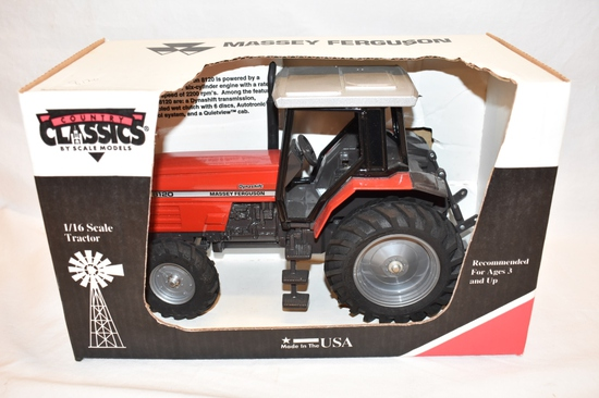 Country Classics Massey Ferguson 8120 Tractor Toy