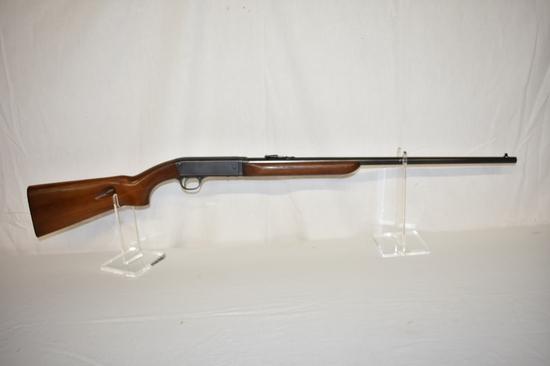 Gun. Remington Model 241 22 cal. Rifle