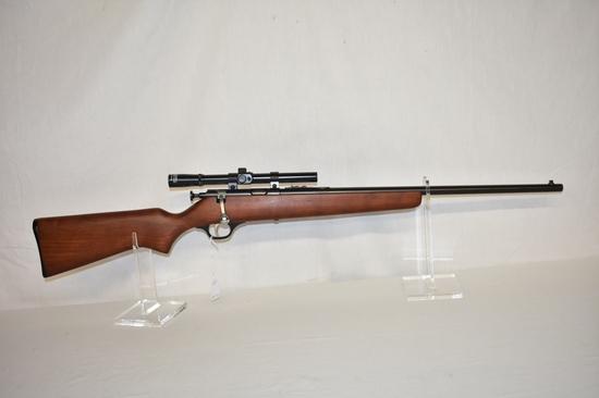 Gun. Sears Model 41-103 22 cal Rifle