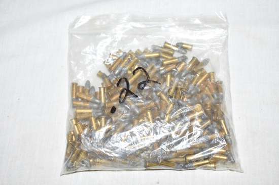 Ammo. 22 cal, 200+ Rds