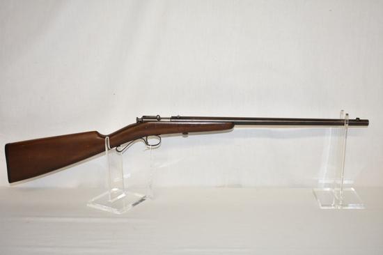 Gun. Winchester Model 02 22 cal. Rifle