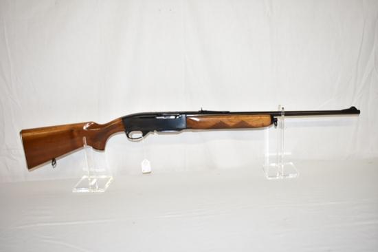 Gun. Remington Model 740 244 cal Rifle