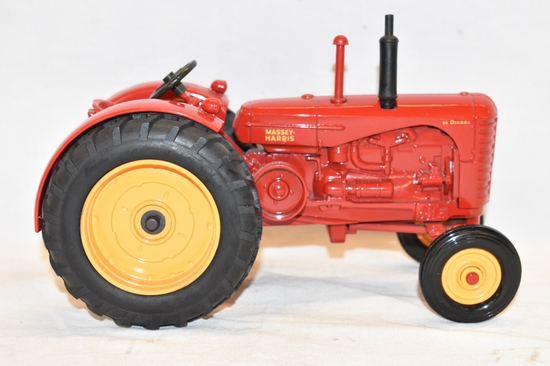 Massey Harris 55 Diesel 1/16 Scale Tractor Toy