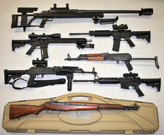 130+ FIREARMS & LIVE ONLINE ONLY 5/3/20