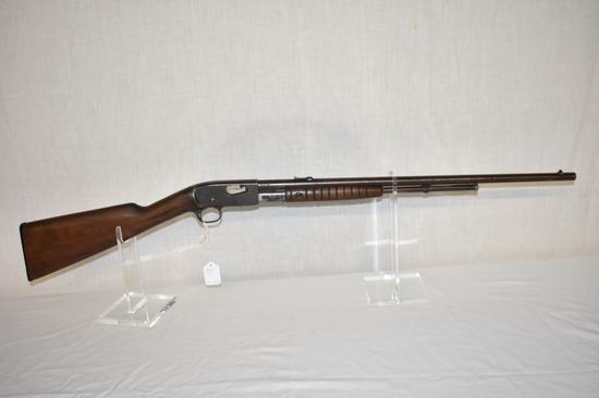 Gun. Remington Model 12A 22 Cal Pump Rifle
