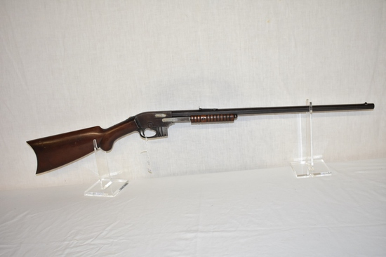 Gun. Savage Model 1903 22 cal Rifle