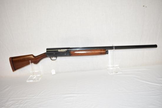 Gun. Remington Model 11 12ga Shotgun