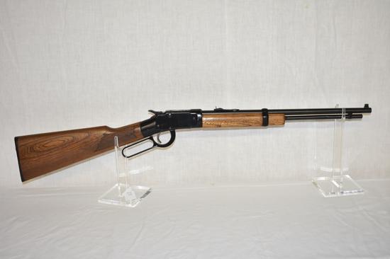 Gun. Ithaca Model M49 22 cal Rifle