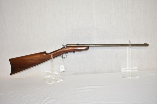 Gun. Stevens Model Junior 22 cal. Rifle