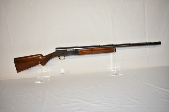 Gun. Browning Model A5 Belgium Light 12 ga Shotgun