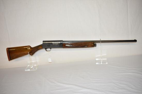 Gun. Browning Model A5 Belgium 12ga Shotgun