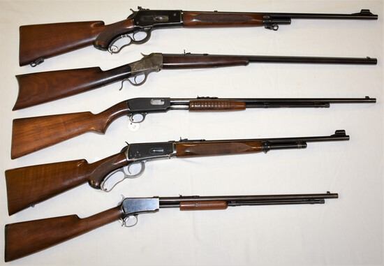 130 Firearms & Related, 1967 Triumph Auction