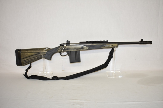 Gun. Ruger Model Gunsite Scout 308 cal Rifle