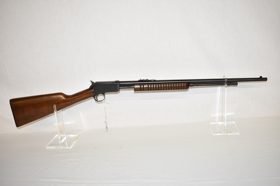 Gun. Winchester Model 62A 22 cal Rifle