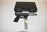 Gun. Intratec Model Tec-DC9 9mm cal Pistol
