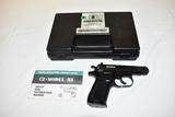Gun. CZ Model 83 380 cal Pistol