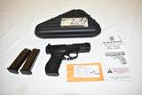 Gun. Walthers Model SW99 40 S&W cal Pistol
