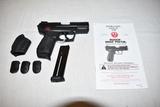 Gun. Ruger Model SR22 22 cal Pistol