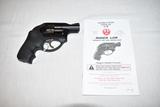 Gun. Ruger Model LCR 22  22 mag cal Revolver