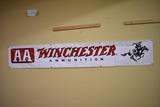 AA Winchester Ammunition Vinyl Banner