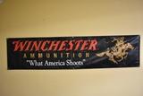 Winchester Ammunition Vinyl Banner